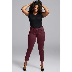 NYDJ Curves 360 Slim Straight Ankle Jeans 14